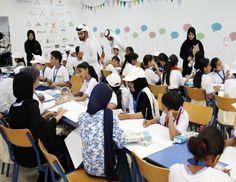 وفود ملتقى الشارقة للأطفال العرب تزور «سجايا» و«الناشئة» تاريخ النشر: 29/03/2016 - See more at: http://www.alkhaleej.ae/alkhaleej/page/990587fb-2c55-4934-991d-45b25d9ab60b#sthash.2iEPMH7Z.dpuf