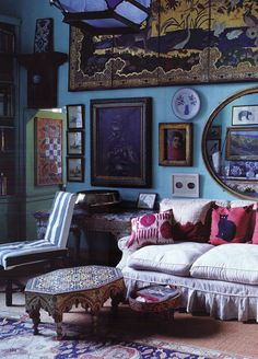 """Flotsam and Jetsam: Style: Episode 2 ...""""Picture This"""". Interior Design, 2008"""