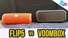 Divoom Voombox Power vs JBL Flip 5 Extreme Bass Test