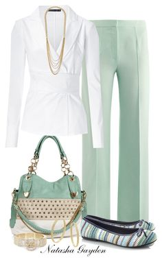 """""""Spring Shoe"""" by natasha-gayden ❤ liked on Polyvore featuring Carven, Donna Karan, GUESS, Freida Rothman and BCBGMAXAZRIA"""