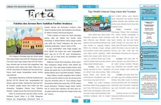 Buletin Tinta Edisi 32, 24 Juni 2016