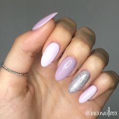 "26 Likes, 1 Comments - Rebecca (@bexnailbox) on Instagram: ""New Nails, love these colours together  My natural nails & using Bluesky Polishes... A94 A90 80573…"""