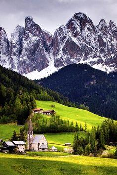 Alps <3 Need I say more.