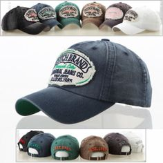 (UK) NWT Men Women Vintage Look Distressed Retro Baseball Ball Cap Hat SCOTCH