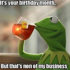 You've probably stumbled across memes of Kermit the frog sipping tea, unsure of its actual meaning. But when you're someone who really loves to gossip and needs the perfect image to sum it up, the Kermit tea meme is perfect for you. Frog Drinking Tea, Drinking Funny, Business Meme, Business Entrepreneur, Business Cartoons, Business Travel, Business Quotes, Online Business, Rasengan Vs Chidori