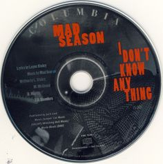 mad season Lord Music, Mad Season, Layne Staley, Me Too Lyrics, Music Instruments, Seasons, Musical Instruments, Seasons Of The Year