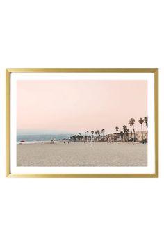 California Print - San Diego Art Print - Mission Beach