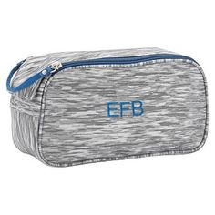 Getaway Gray Static Toiletry Bag 19205942e1ace