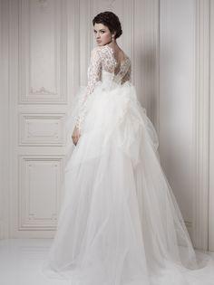 Elegant Ersa Atelier Wedding Dresses 2014 Bridal Collection