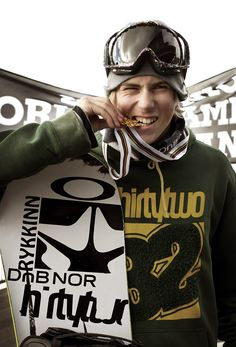stale KILLED it this season. X games Big Air, slopestyle, 2nd is russia, and U.S. Open. it's because we on the same team yo