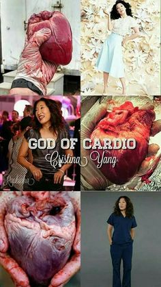 God of cardio Yang Cristina greys anatomy wallpaper