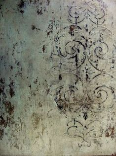 Chateau Collection - Paint and Design Store Faux Walls, Plaster Walls, Textured Walls, Rustic Furniture, Painted Furniture, Funky Furniture, Furniture Design, Fade Designs, Paint Effects