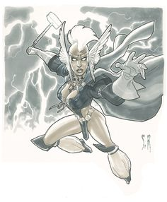 Storm by Stephane Roux
