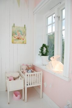 Love this wall! old barn sides! perfect! simple shabby chic nursery
