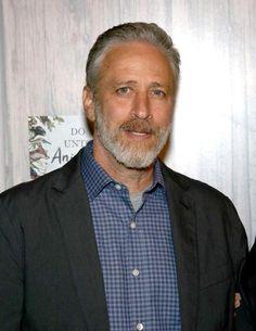 Jon Stewart: Without make-up, I look like Bernie Sanders