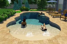 Available Packages: DIY pool kit, shell, authorized installation, turnkey; Pools For Small Yards, Small Swimming Pools, Small Backyard Pools, Backyard Pool Designs, Swimming Pools Backyard, Swimming Pool Designs, Outdoor Pool, Lap Pools, Indoor Pools