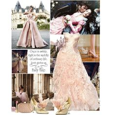 Ordinary Life Fairy Tale by texaspinkfox on Polyvore featuring Sergio Rossi, L'Oréal Paris, OPI, Hatley, love and fairy tale