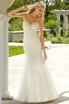 "Beach Destination Bridal Gowns Typical Without Sleeves Strapless Wedding Fall Dresses Relaxed ""Custom Made Wedding Dress On The Market, Informal Small Your Wedding Gown"" Curvy Bride Fishtail Wedding Courthouse Wedding Gown Untraditional Floor Length Mature Long Back Flowing Polyester Strapless Sweetheart Neck Floral Sleeveless Empire Waist."