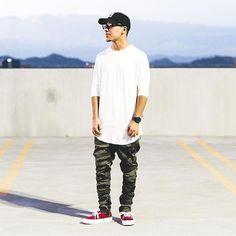 ** Streetwear ** by @bestofstreetwear  - Repin by @threadsnation
