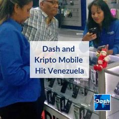 Dash and Kripto Mobile Hit Venezuela Dash and Kripto Mobile partnered to offer consumers a Dash-enabled mobile phone. It was popular! Thanks for reading! #dash #dashnation #bluehearts💙 #bitcoin #blockchain #crypto #defi Mobile Phone Sale, Curious Facts, Phone Companies, Ways Of Seeing, Blockchain, Popular, Reading, Venezuela