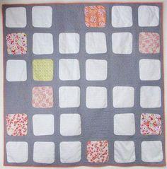 Modern Cobblestones Quilt