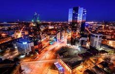 Estonia vùng Baltic với dân 13 tr nổi bật Đông Âu nhờ nền kinh kế tiên tiến và tiêu chuẩn...
