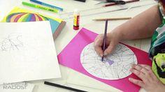 Watch V, Origami, Creative, Youtube, Mandalas, Origami Paper, Youtubers, Origami Art, Youtube Movies