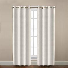 Veratex 642470 Gotham Linen Grommet Curtain Panel