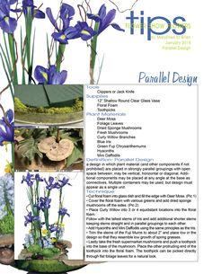 Floral design TIPS from FLOWERSHOWflower.com Design Theory, Floral Foam, Mechanical Design, Floral Arrangements, Flower Arrangement, Flower Show, Ikebana, Shade Garden, Horticulture