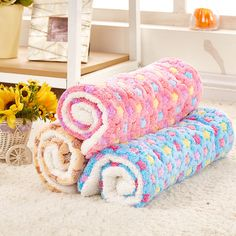 Rest Soft Blanket Breathable For Dogs and Cats