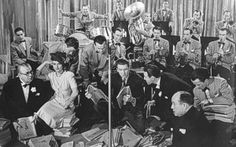 """""""Pot O Gold"""" (1941) starring Horace, the band and... oh yes, Jimmy Stewart and Paulette Goddard"""