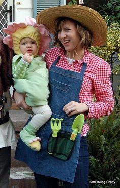 Résultats de recherche d'images pour «gardener costume halloween»