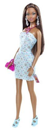 Barbie So In Style S.I.S. Grace Doll by Mattel. $24.93. So In Style dolls show off their flair for fashion and friendship. Collect all the whole Barbie So In Style Pastry Doll Collection. Grace doll includes necklace, purse, shoes, earrings, bracelet, and VIP pass. In this collection Grace meets with her friends Kara and Trichelle at a concert. Wearing a fun, bright signature style look that best suits their personality. From the Manufacturer                Barbie So In Style...
