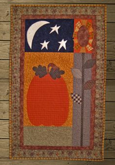 Harvest Nights Quilt Patterns The Whole Country Caboodle