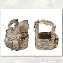 Pouch Type Tactical Vest Emerson US Army Hunting Tactical Molle Vest Olive Green Airsoft Combat Vest Arsenal, Plate Carrier Vest, Body Armor Plates, Molle Vest, Tactical Vest, Car Headlights, Guangzhou, Airsoft, Emerson