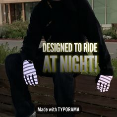 Ultra Reflective Cycling Gloves - ELITE CYCLING GLOVES