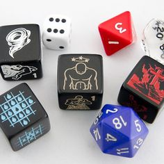 All Critical hits of Arxpell #dice #rpg #dnd #roleplayinggame #jeuxderoles by arxpell http://ift.tt/1YiIiEo