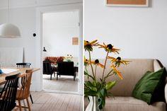 Wooden Flooring, Flooring Ideas, Oversized Mirror, Nice, Inspiration, Furniture, Floors, Objects, Home Decor