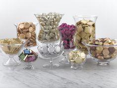 Candy bar for wedding ideas www.LakeChamplainChocolates.com