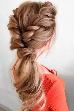 Cute And Easy Summer Hairstyles Ideas For Long Hair21