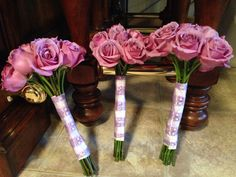 Lavender bouquets by V