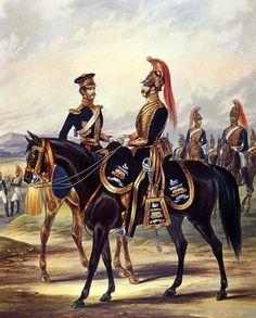 Bengal Horse Artillery Battle of Goojerat 21st February 1849