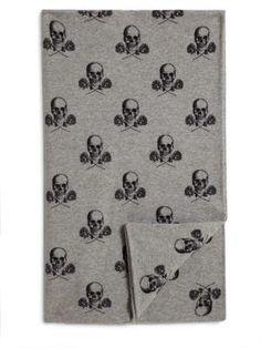 Jack Skull Scarf / Saks