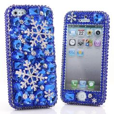 Bling iphone 5 5S Case Cover Faceplate Swarovski Elements Luxury Diamond Crystals Design Front and Back Protective Hard Case + FREE Premium Quality Stylus and Water-Resistant Bag (100% Handcrafted by BlingAngels®) (Blue Snow Design) BlingAngels http://www.amazon.com/dp/B00JAOVZDI/ref=cm_sw_r_pi_dp_kQMFub1Z1FX6N