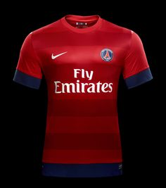 New Paris Saint-Germain Away Kit New Paris 275cdb0a73560