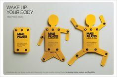 creatividad pilates tarjeta