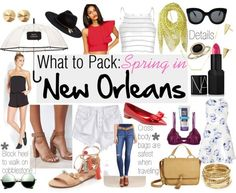 New Orleans: What to Pack - Fixed To Thrill - New Orleans: What to Pack Source by paigebaughman_ - New Orleans Spring Break, Weekend In New Orleans, New Orleans Vacation, Cute Summer Outfits, Spring Outfits, Trendy Outfits, New Orleans Travel Guide, New Orleans Fashion, Lightweight Scarf