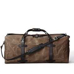 Large Duffle Bag – Heavy Tin