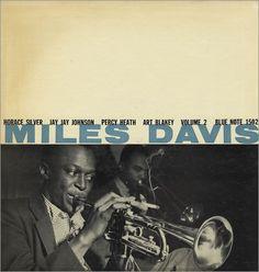 Miles Davis | Volume 2 | Blue Note | 1953 youtubemusicsucks.com #milesdavis #jazz #improv #blues #trumpet #volume2 #bluenote