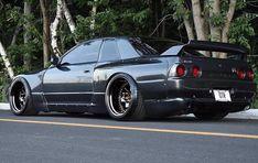 Nissan Skyline Gtr R32, R32 Gtr, Nissan 370z, R32 Skyline, Tuner Cars, Jdm Cars, Stance Nation, Street Racing Cars, Auto Racing